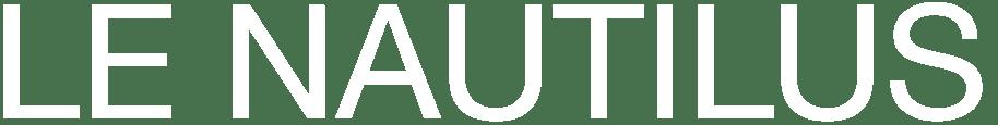 Logo du Centre d'Affaire Le Nautilus en blanc